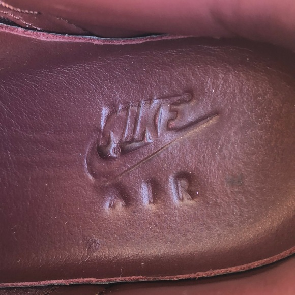 NEW Nike Air Force 1 Premium Tattoo BrownSunblush Suede